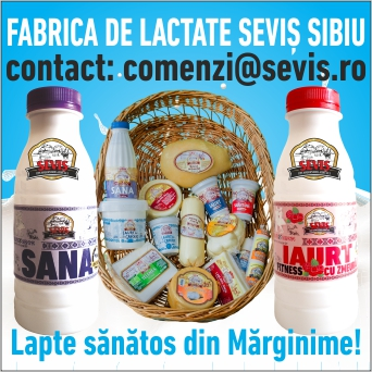 Fabrica de lactate Sevis