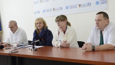 Călin Remus Cipăian, Gabriela Alexandrescu, Livia Ognean, Radu Chicea  © Daniel Bălţat