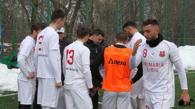 Beza: Este o mare provocare s? o antrenez pe FC Hermannstadt