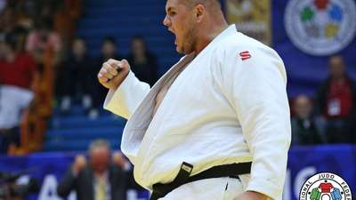 Ne mândrim cu asta! Sibianul Daniel Natea, al doilea din lume la categoria +100 kg!