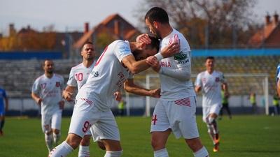 FC Hermannstadt - Dacia Unirea Brăila 3-2  © Răzvan NEGRU