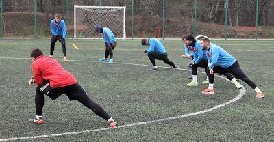 FC Hermannstadt și-a reluat pregătirile  © Vali MACREA