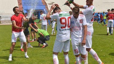 Chindia Tirgoviste - FC Hermannstadt 1-1  © Răzvan PĂSĂRICĂ