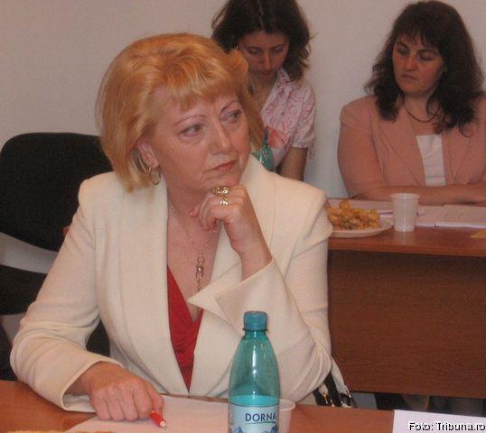 ULTIMA ORĂ: Astrid Fodor – prima doamnă viceprimar