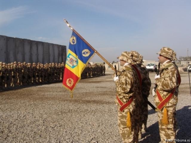 Povestea drapelului României