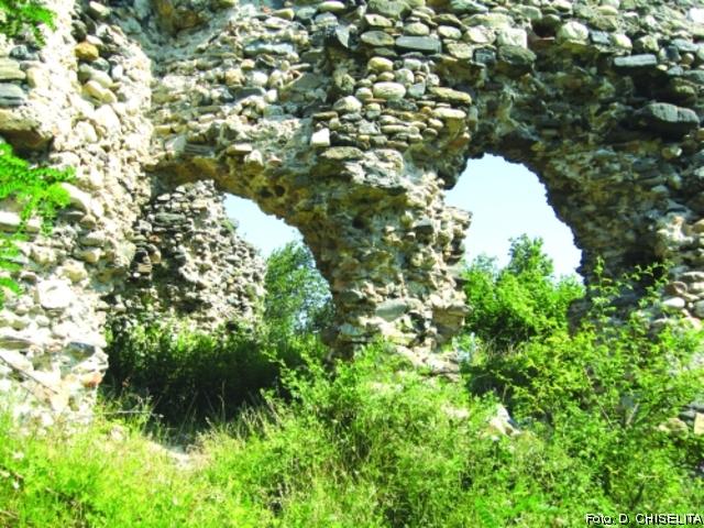 Cetatea de la Tălmaciu îşi dezvăluie secretele