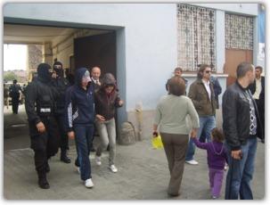 Liderul grupării de traficanţi de la Mediaş, eliberat de Curtea de Apel Alba