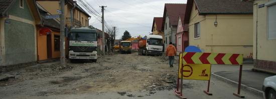 Strazile Din Sibiu Străzile Din Sibiu au Intrat
