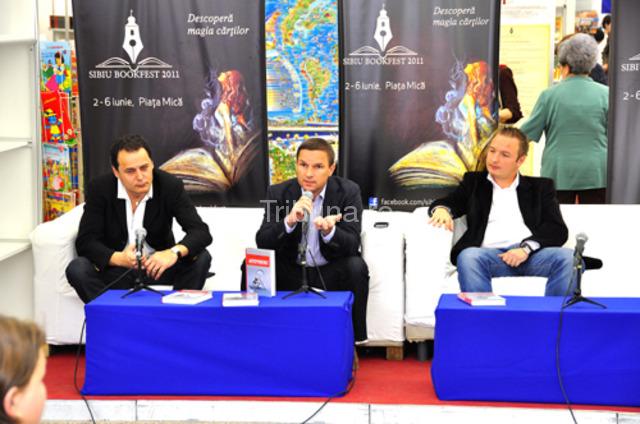 A fost lansată prima carte despre antreprenoriatul din România