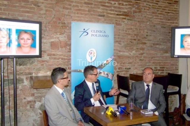Chirurg plastic de renume internaţional, la Clinica Polisano Sibiu