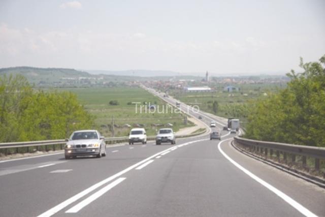 Cât costă un km de autostradă şi unul de drum judeţean în Sibiu?