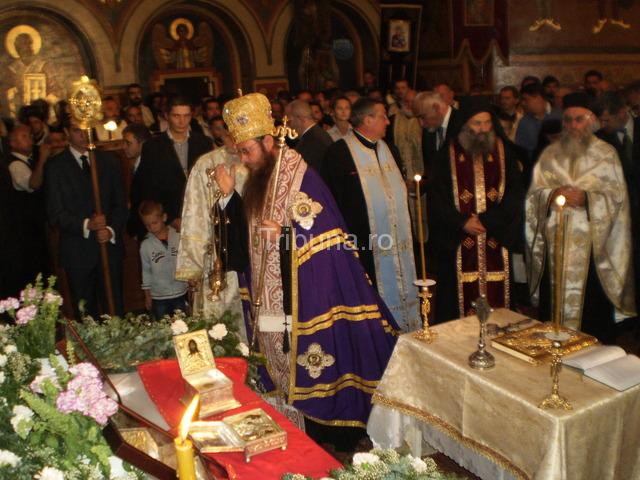ULTIMA ORĂ – Sfintele Moaşte au ajuns la Mediaş