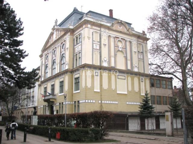 Palatul ASTRA - pe lista monumentelor de interes naţional