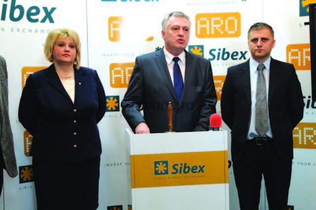 Bursa din Sibiu, pe drumul cel bun