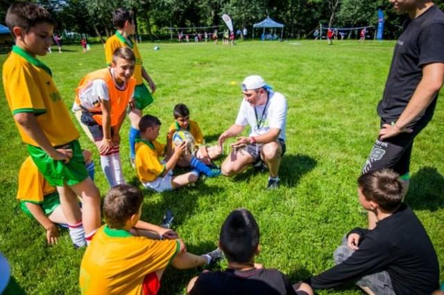 Peste 5.000 de sibieni au făcut sport în Sub Arini