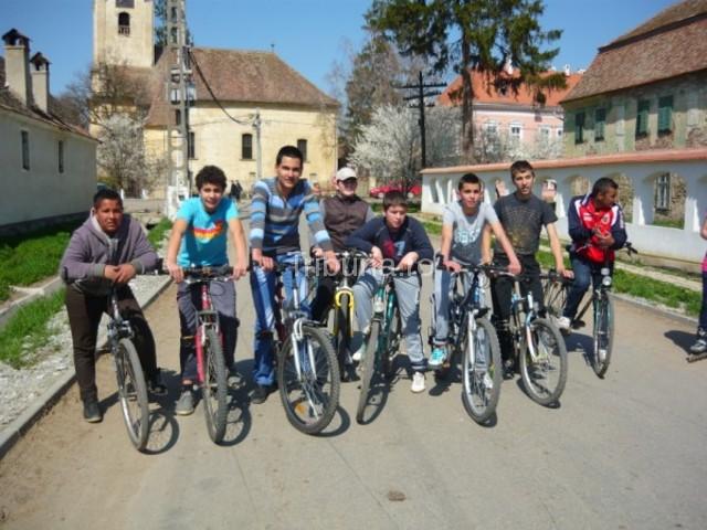 APM Sibiu susţine mersul pe bicicletă