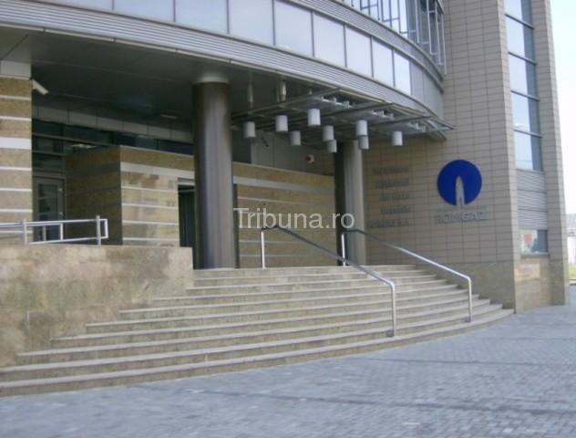 Punct de lucru Romgaz Mediaş, la Bucureşti