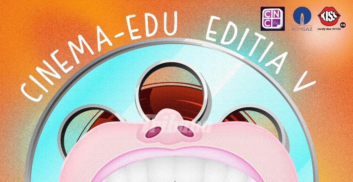 Cinema-edu prezintă 3 filme de artă pentru liceenii din Mediaş