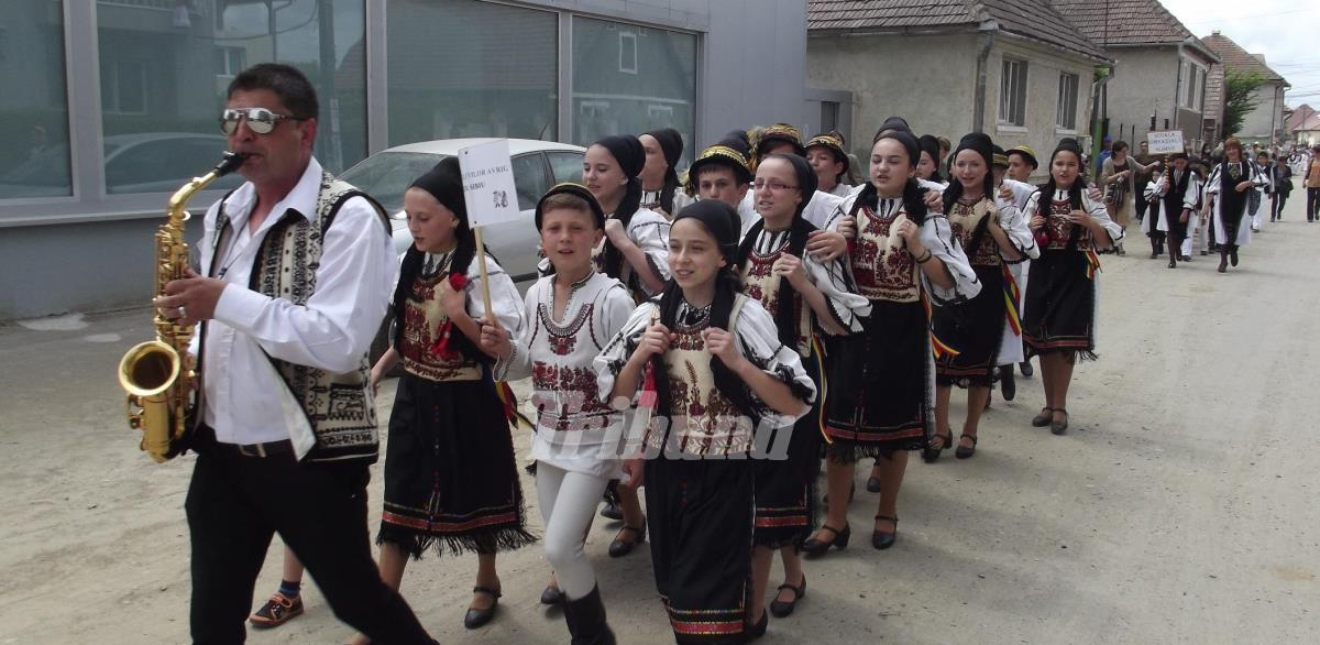 """Festivalul """"Moştenire din bătrâni"""", la Avrig"""
