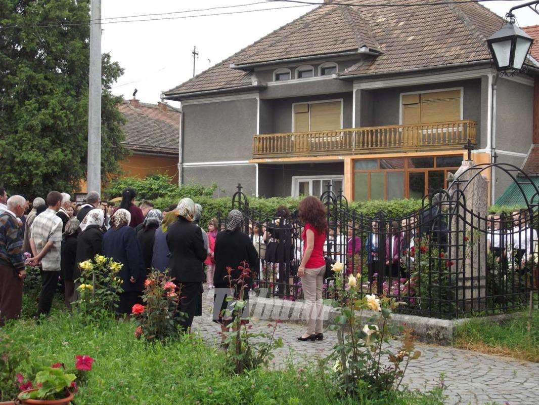 Manifestări aniversare în cinstea înaintaşului Gheorghe Lazăr, la Avrig