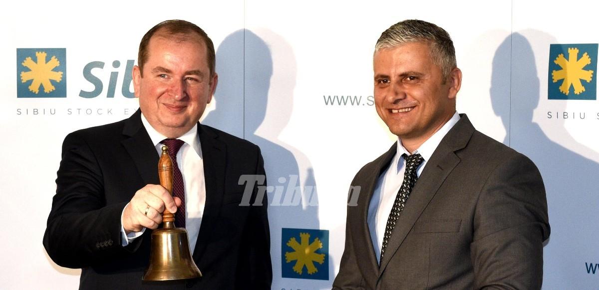 Ambasadorul Poloniei în vizită la Bursa din Sibiu