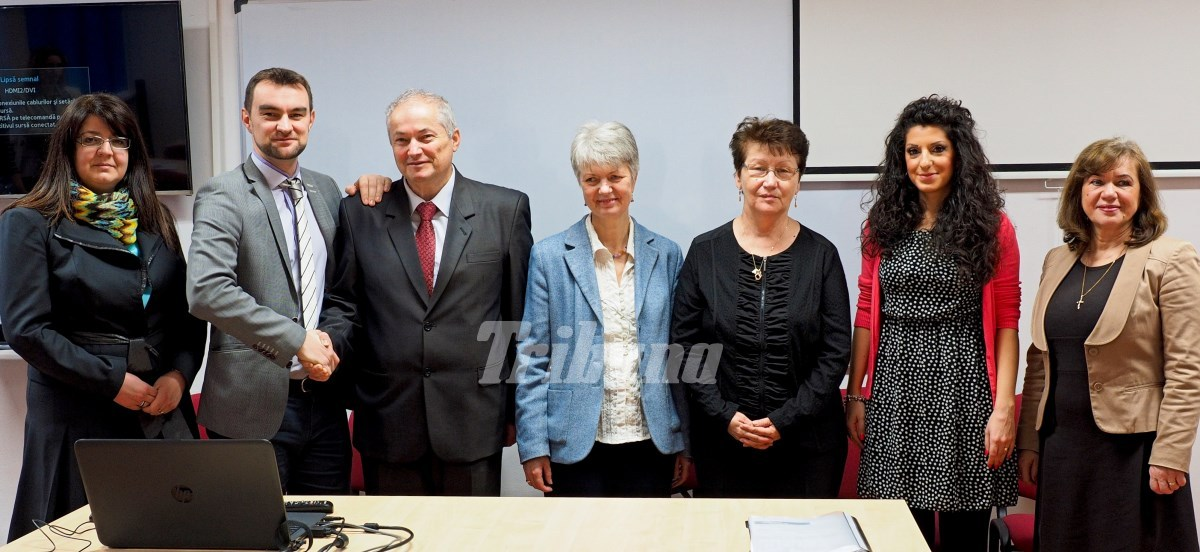 Colegiul Tehnic Energetic a inaugurat un cabinet de limbi moderne, de 45.000 lei
