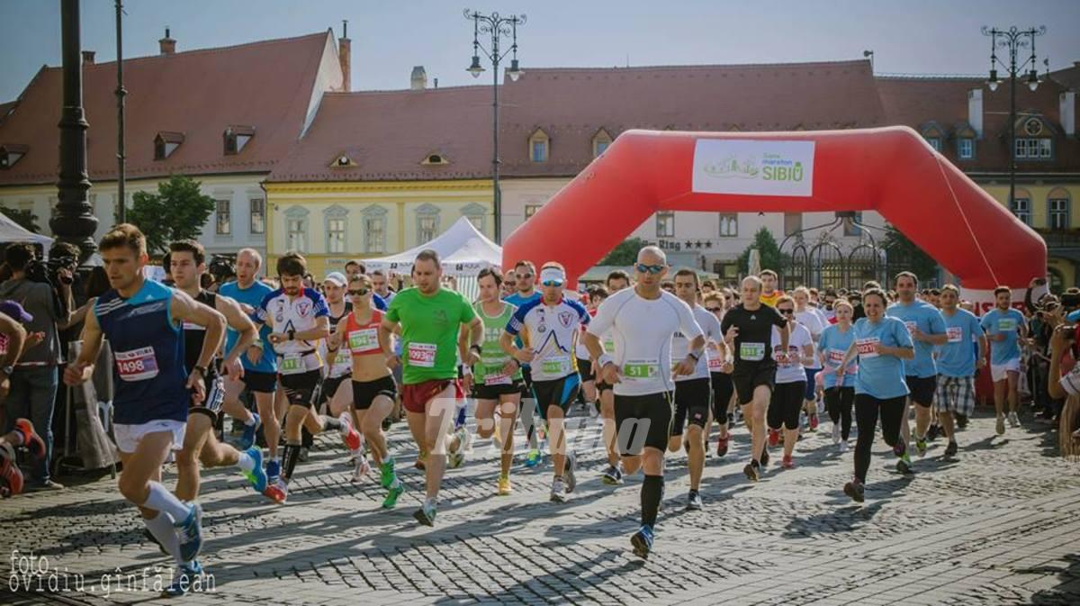 SemiMaraton Sibiu dă startul înscrierilor pentru alergători și susținători