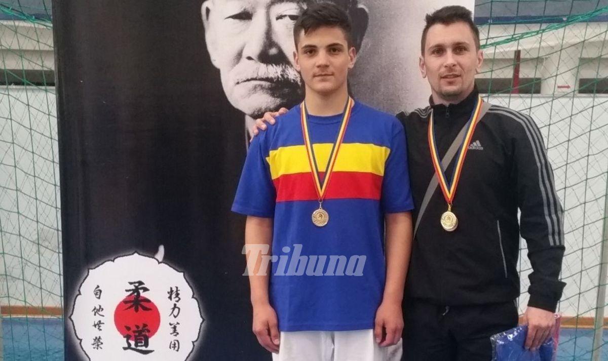 Medalii pentru judoka sibieni de la CSŞ Şoimii