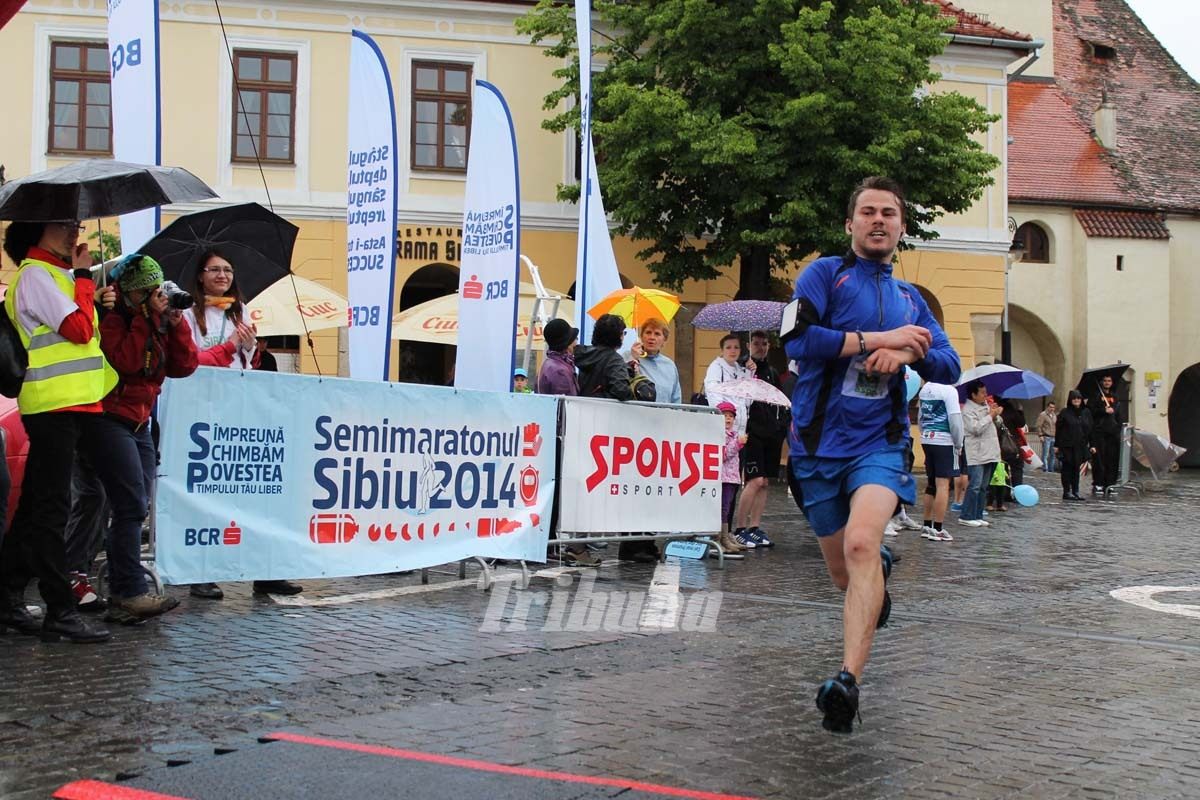 16 mai, ultima zi de înscrieri la SemiMaraton Sibiu