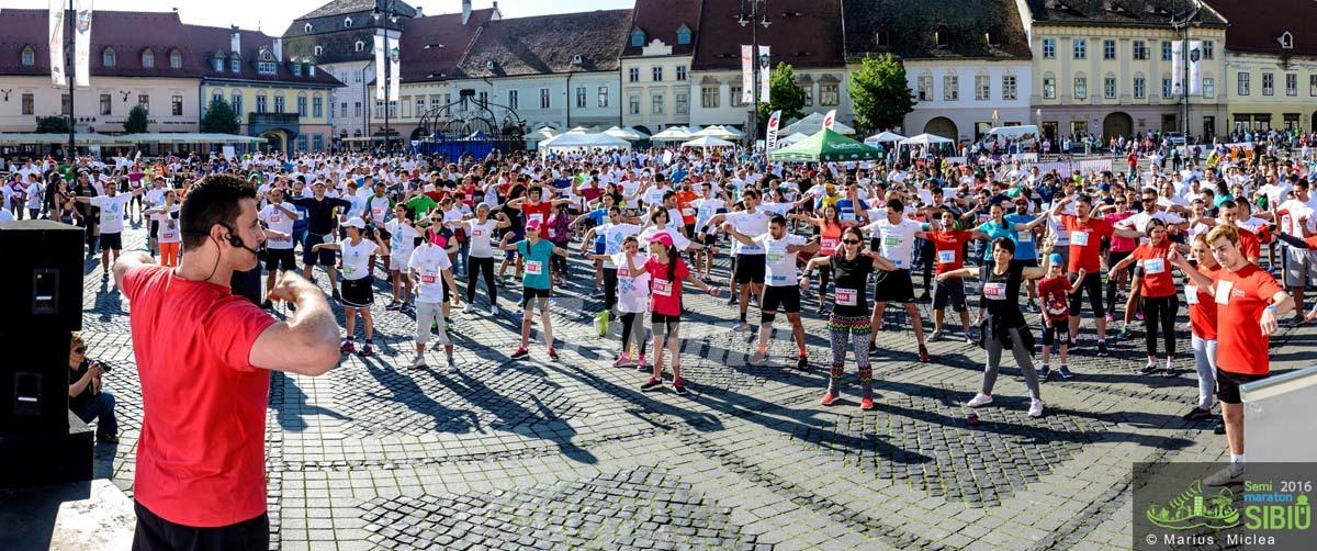Alergători din China, Olanda şi Germania, la Semimaraton