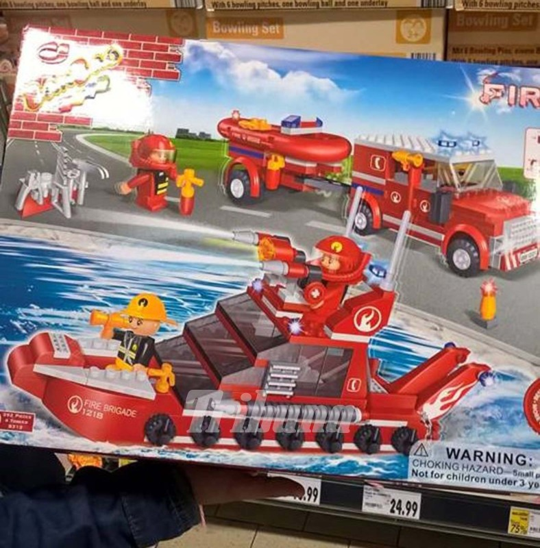 Povestea LEGO: cum a trecut prin două incendii şi s-a reinventat la loc