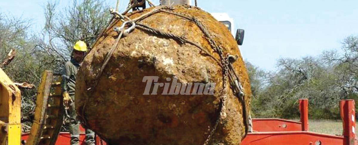"""Al doilea cel mai mare meteorit de pe Terra, descoperit în """"Grădina Raiului"""""""