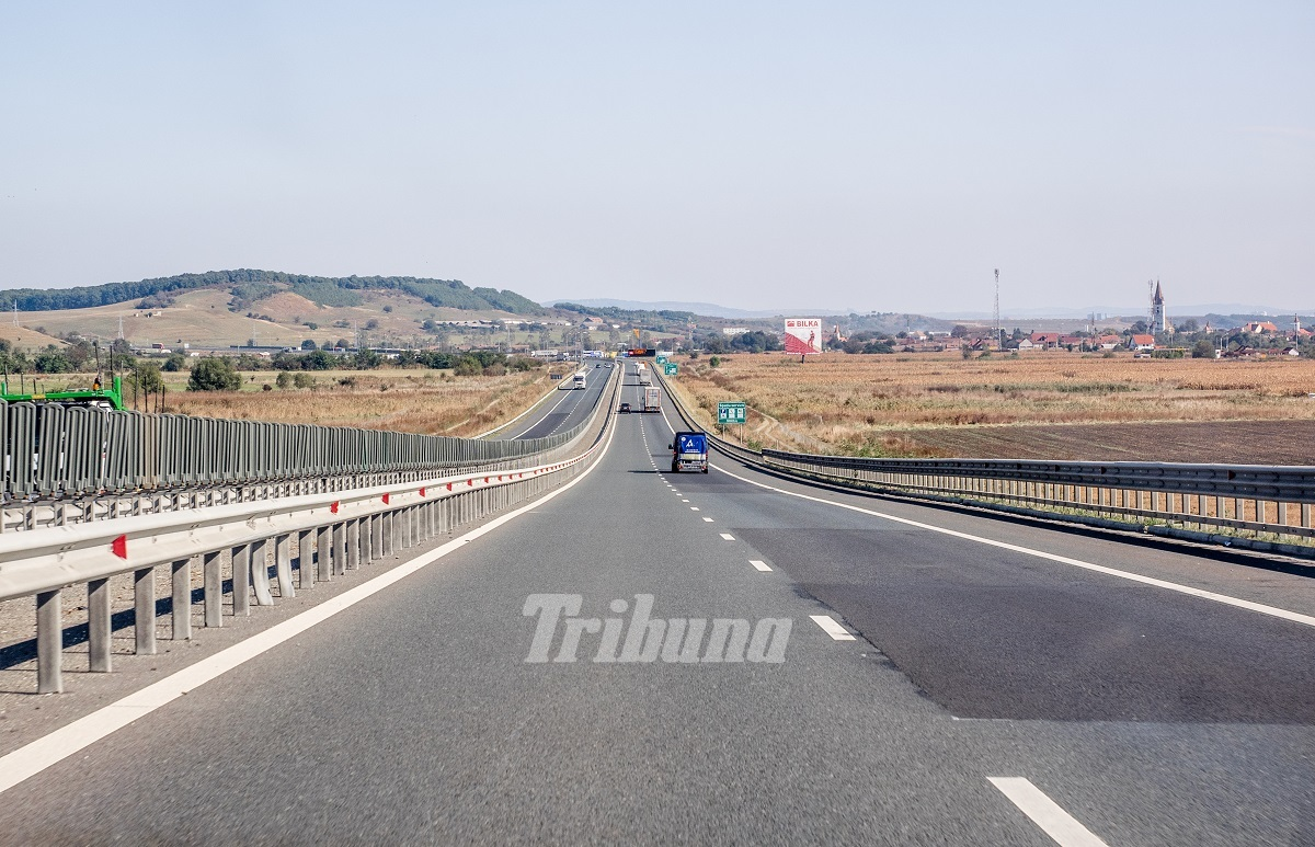 Start pentru Autostrada Sibiu - Piteşti. Licitaţii în decembrie. Decembrie 2016!