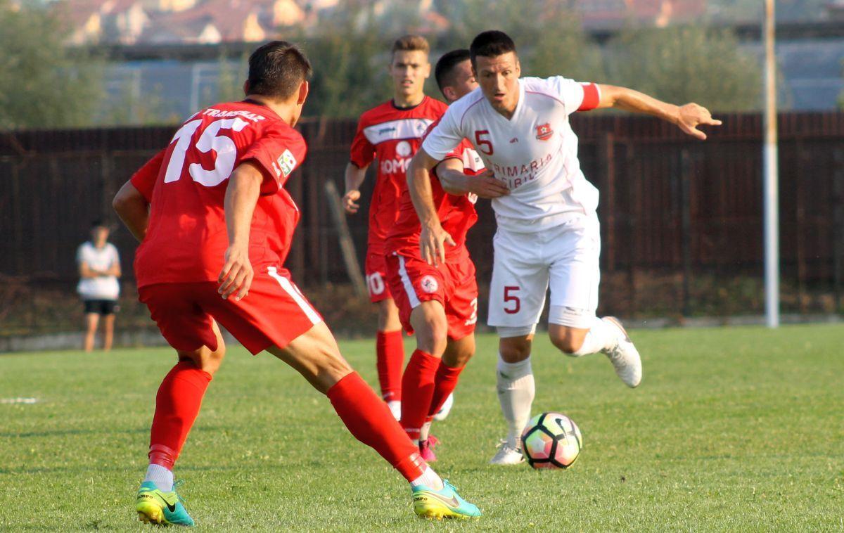 Dâlbea, căpitanul lui FC Hermannstadt: Sibiul a devenit noua mea casă