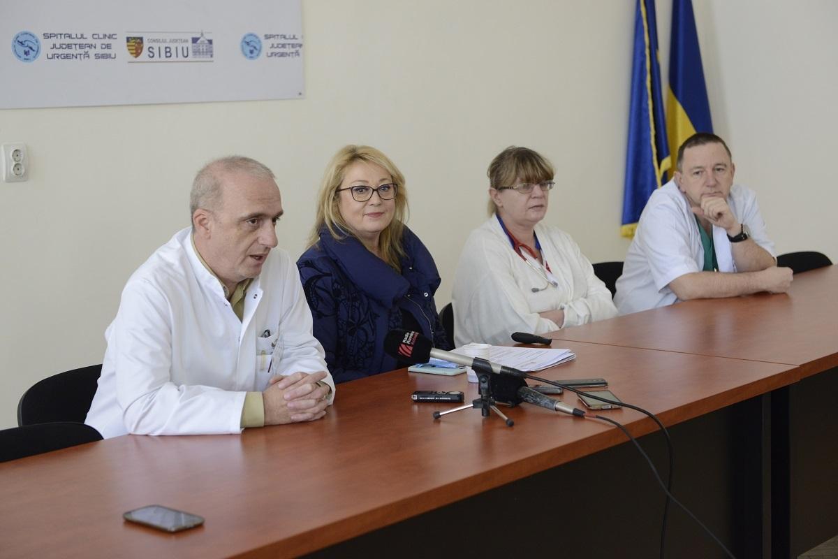 Călin Remus Cipăian, Gabriela Alexandrescu, Livia Ognean, Radu Chicea