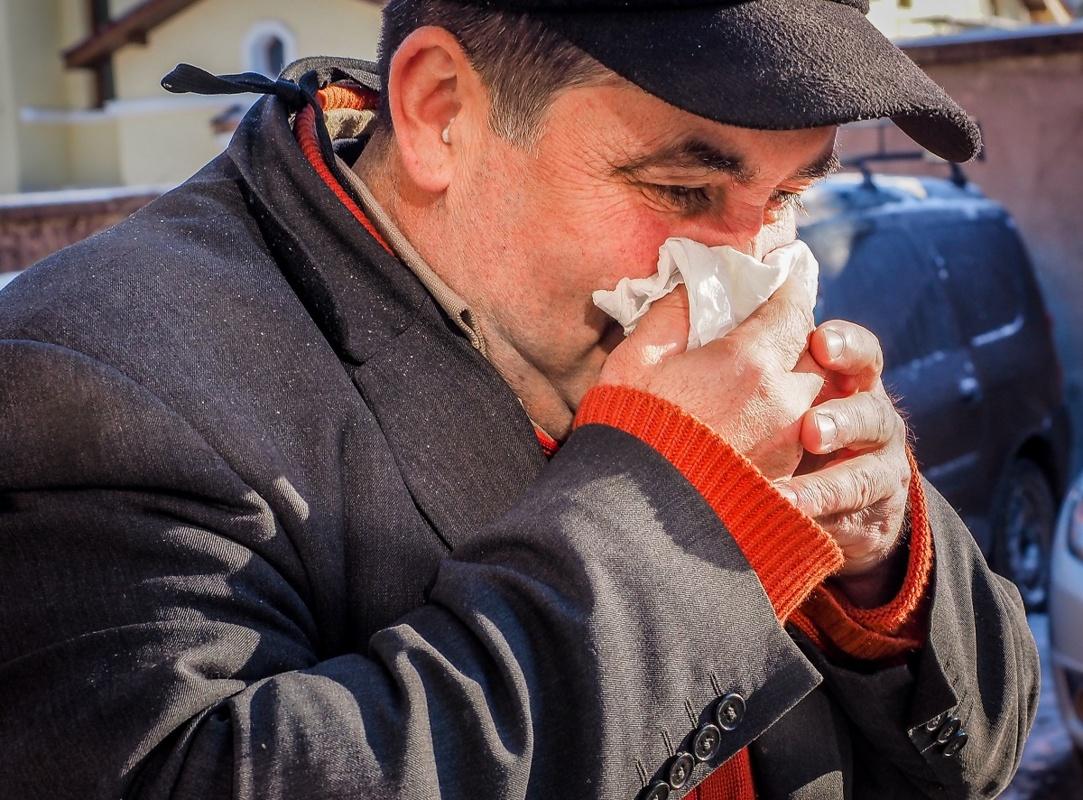 Încă un caz de gripă, în Sibiu: un bărbat de 44 de ani