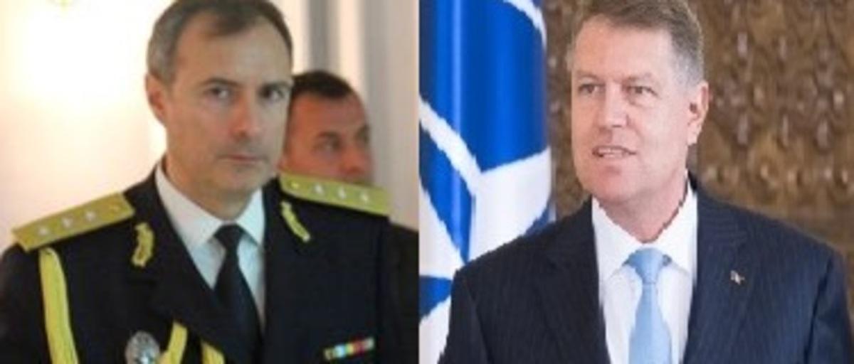 Preşedintele Klaus Iohannis a semnat! Generalul SRI, Florian Coldea, trecut  în rezervă | Eveniment | Tribuna