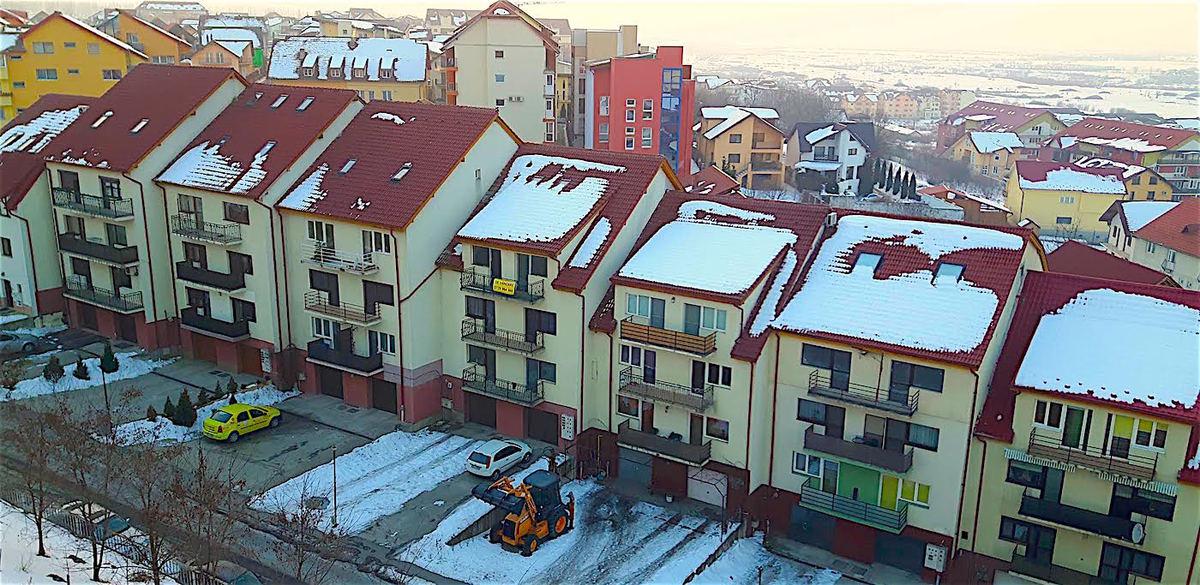Cât costă locuințele în Sibiu: garsoniere mai scumpe, case la preț de apartament