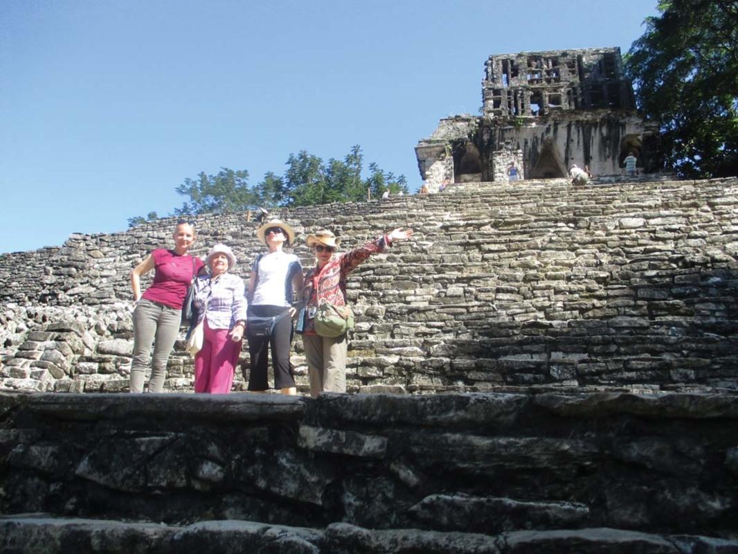PE URMELE PRECOLUMBIENILOR MEZOAMERICANI ÎN MEXIC, GUATEMALA, BELIZE, HONDURAS (II)