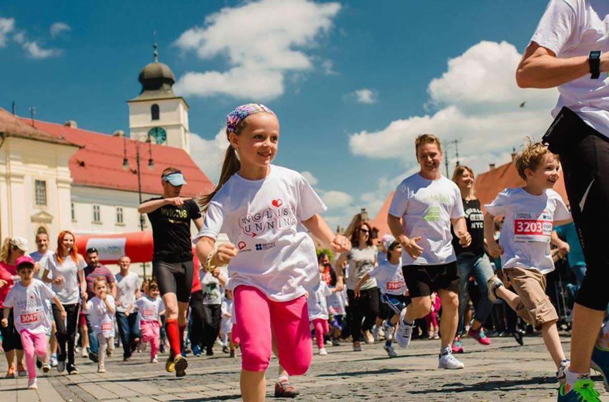 Astrid Fodor laudă Maratonul Sibiului 2017: Este unul dintre cele mai frumoase evenimente!