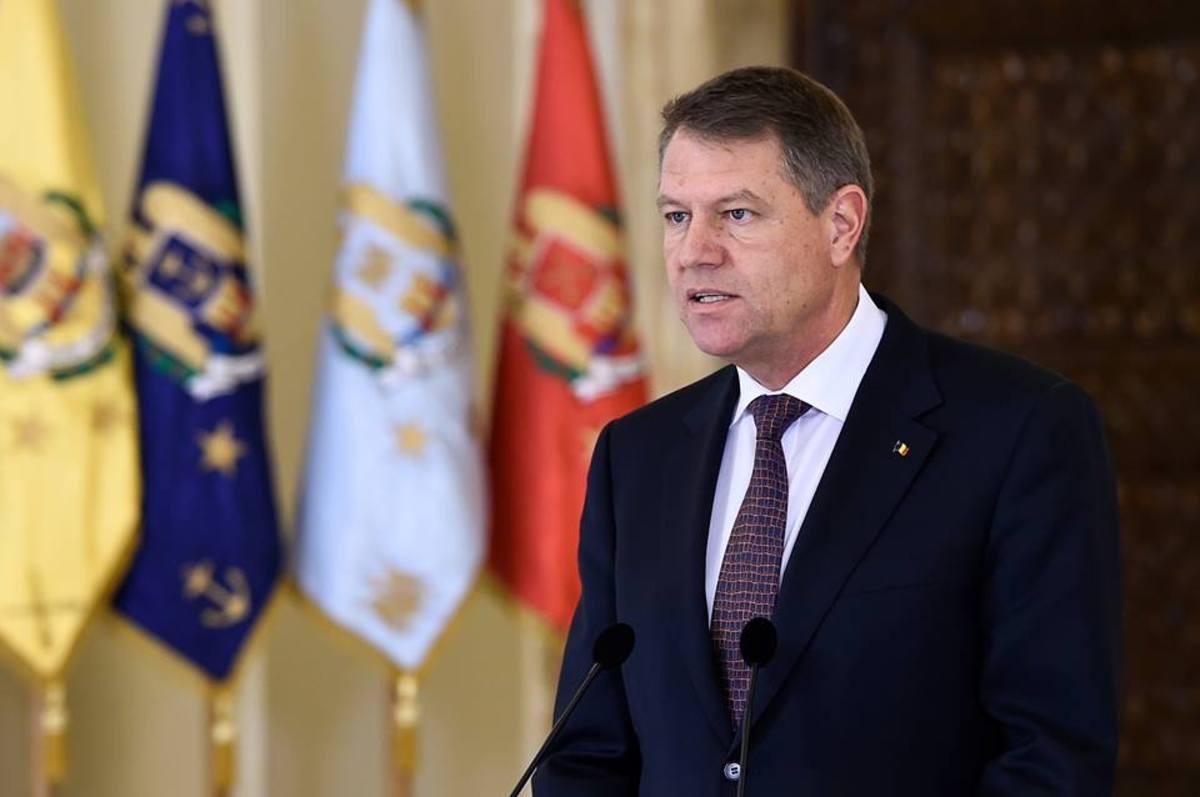 """Preşedintele Klaus Iohannis a promulgat Legea Bugetului pe 2017: """"Cer Guvernului trei lucruri!"""""""