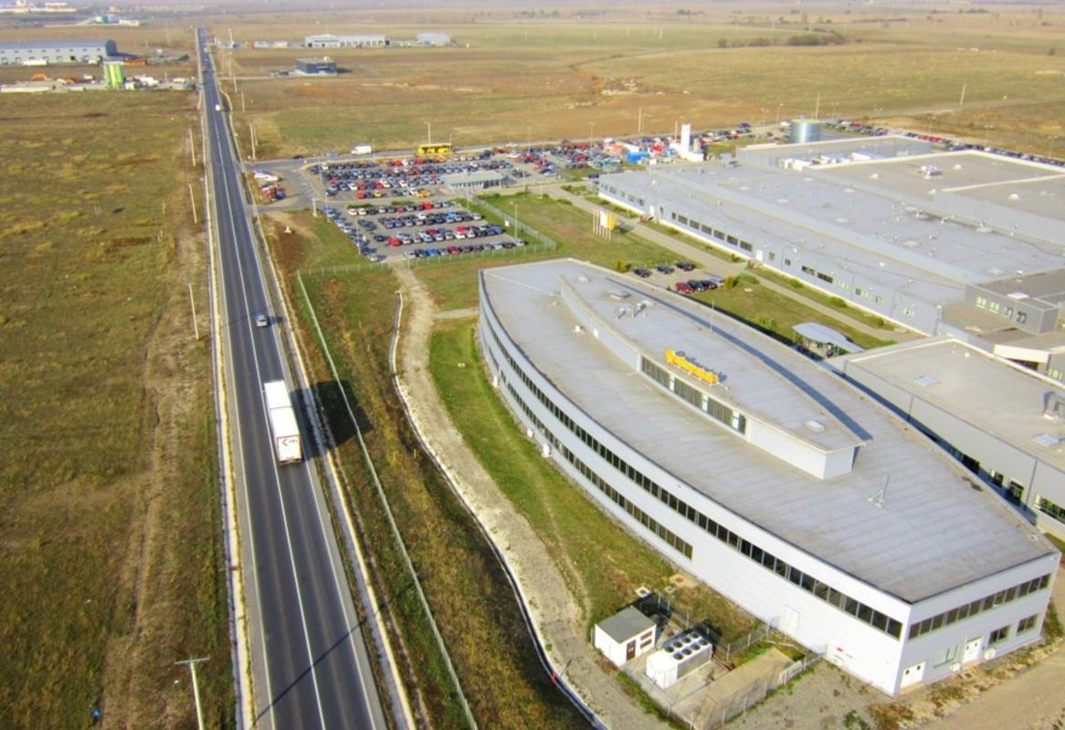 Continental Sibiu Face Angajări 420 De Posturi La Fabrica De
