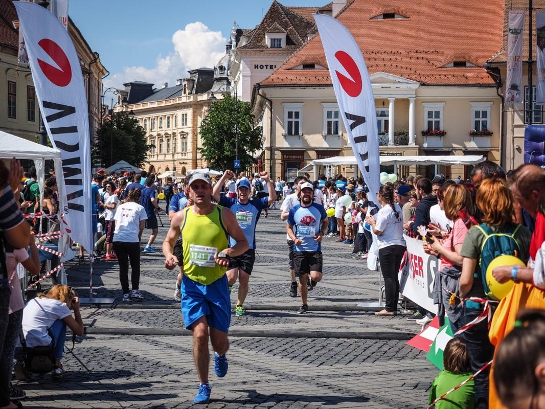 Încă o săptămână de înscrieri la Maratonul Sibiului