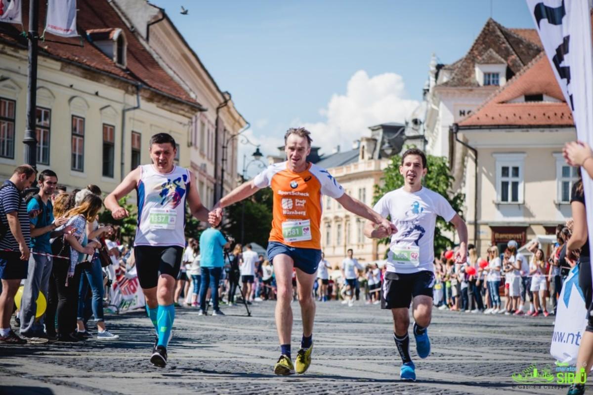 Maraton 2017. Au fost selectate proiectele: Baby Care, belvedere pe traseu de biciclete sau tramvaiul spre Rășinari