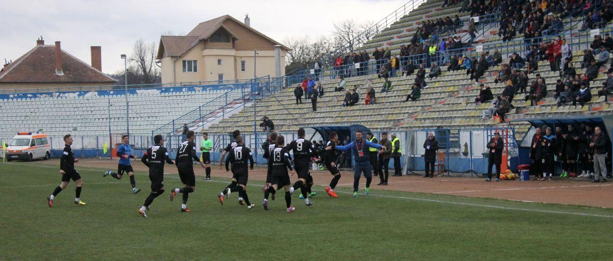FC Hermannstadt, prima victorie din retur, 3-0 cu Gaz Metan II