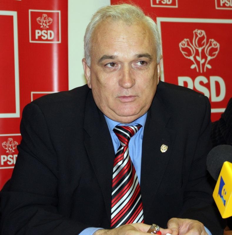 """Trif, susținut de Arcaș: """"Îl știu bine pe Bogdan. E bun de șef interimar la PSD Sibiu"""""""