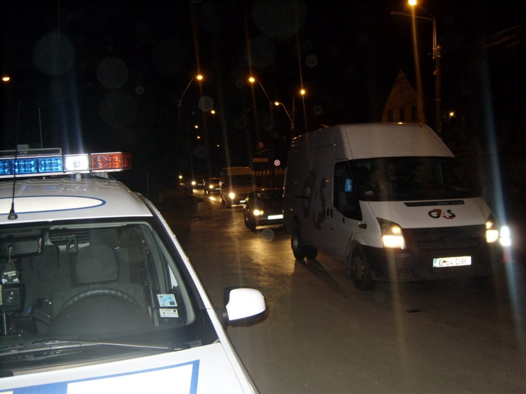 Săptămână plină de acțiuni la Poliția Rutieră Media