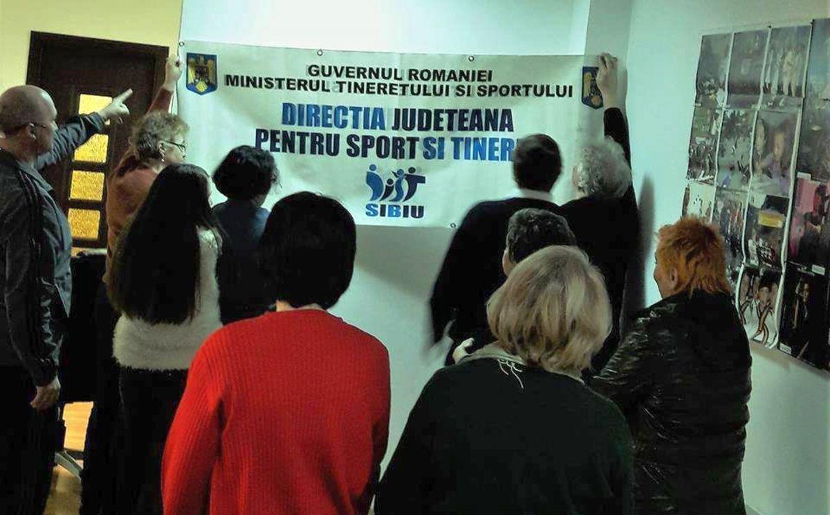 Angajații DJTS Sibiu, în grevă japoneză. Cer recalcularea salariilor!