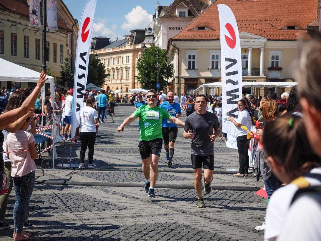 Maratonul Sibiului dă startul înscrierilor pentru alergători și susținători