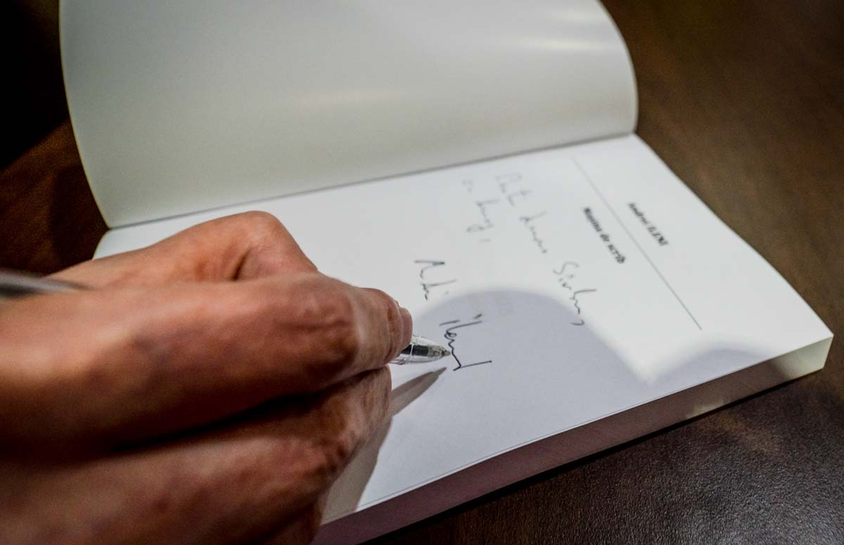 Scribul de marți: Un gram de sare